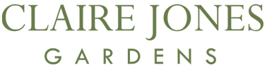 Claire Jones Gardens Logo